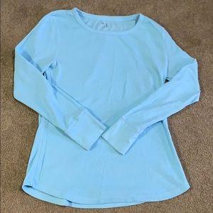 Gap thermal long sleeve